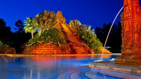 Holidays at Disney's Coronado Springs Resort in Disney, Florida