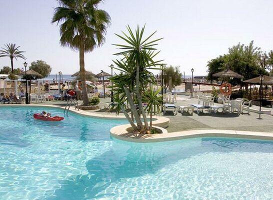 Holidays at Playa Moreia Hotel in S'Illot, Majorca