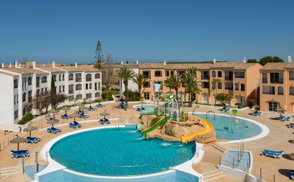 Holidays at Sol Falco Hotel in Cala'n Bosch, Menorca