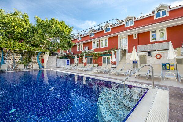 Holidays at Tonoz Beach Hotel in Olu Deniz, Dalaman Region