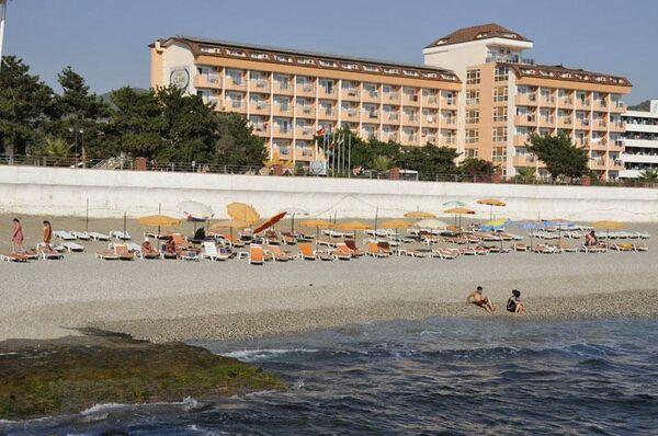 Holidays at First Class Alanya Hotel in Kargicak, Alanya