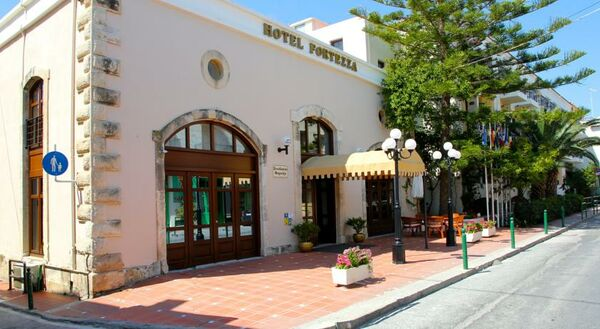 Holidays at Fortezza Hotel in Rethymnon, Crete