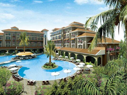 Holidays at Paloma Oceana Hotel in Kumkoy Side, Side