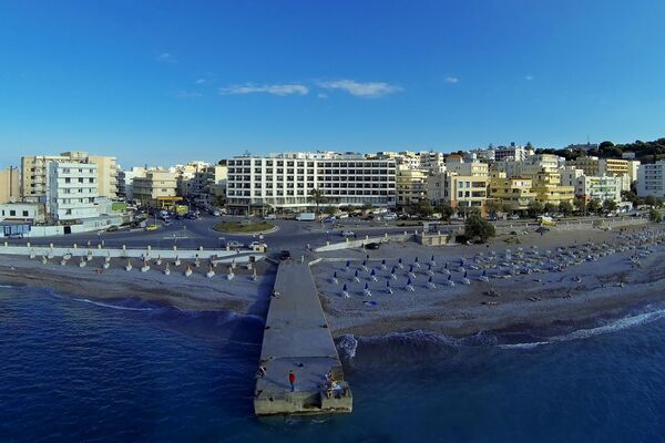 Holidays at Blue Sky Hotel in Rhodes Town, Rhodes