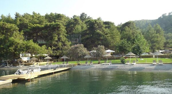 Holidays at Alesta Yacht Hotel in Fethiye, Dalaman Region