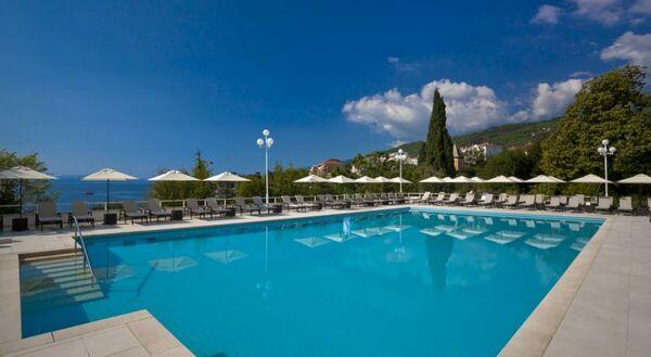 Holidays at Remisens Premium Hotel Ambasador in Opatija, Croatia