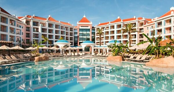 Holidays at Hilton Vilamoura As Cascatas Golf Resort and Spa Hotel in Vilamoura, Algarve
