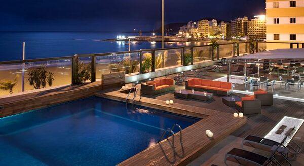 Holidays at Cristina Las Palmas Hotel in Las Palmas, Gran Canaria