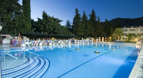 Holidays at Luana Hotels Santa Maria in Kusadasi, Bodrum Region