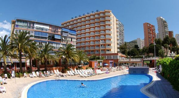 Holidays at Medplaya Regente Hotel in Benidorm, Costa Blanca