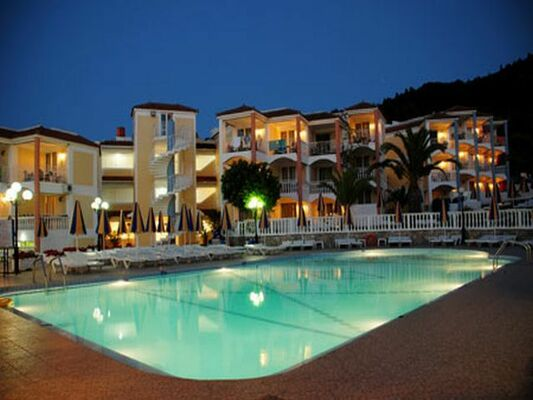 Holidays at Captains Commodore And Admiral Complex Aparthotel in Argassi, Zante