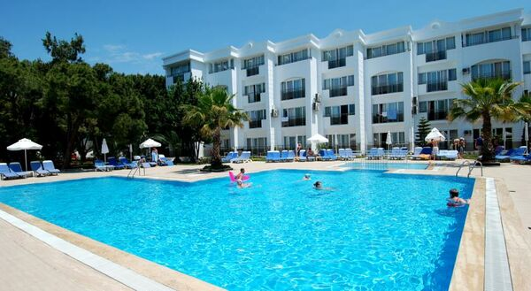 Holidays at Club Golf Hotel in Titreyingol Side, Side