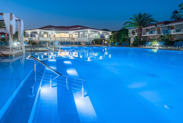 Holidays at Golden Sun Hotel in Kalamaki, Zante