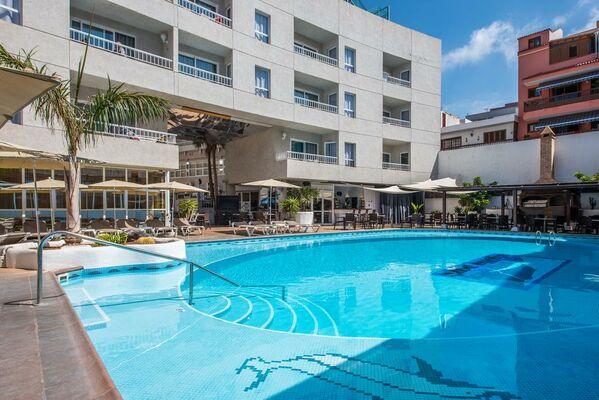 Holidays at Vigilia Park Apartments in Puerto de Santiago, Tenerife