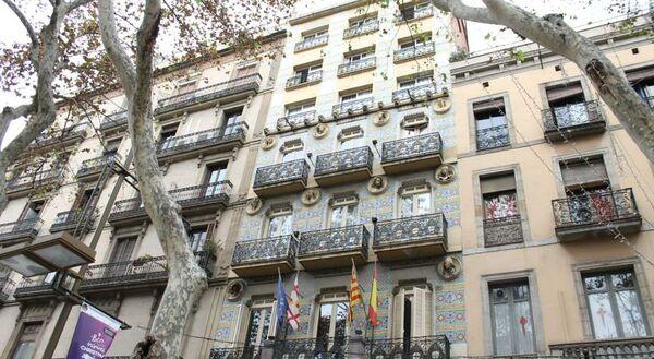 Holidays at Ramblas Barcelona Hotel in Las Ramblas, Barcelona