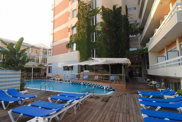 Holidays at Agla Hotel in Rhodes Town, Rhodes