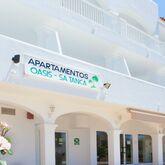 Holidays at Sa Tanca Apartments in Cala Llonga, Ibiza