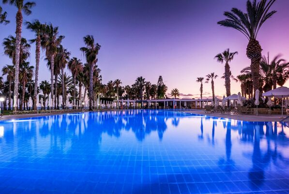 Holidays at Louis Phaethon Beach Hotel in Paphos, Cyprus