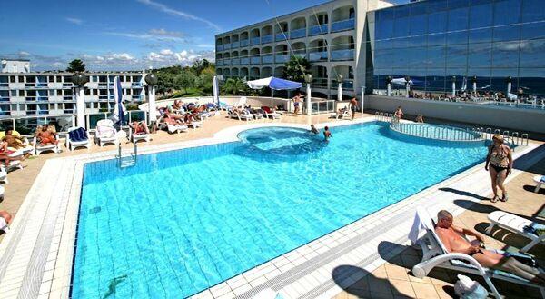 Holidays at Laguna Gran Vista Hotel in Porec, Croatia