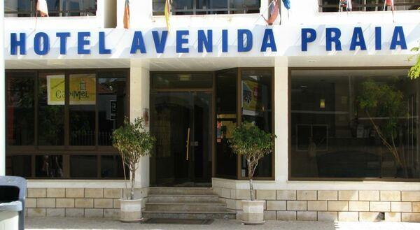 Holidays at Avenida Praia Hotel in Praia da Rocha, Algarve