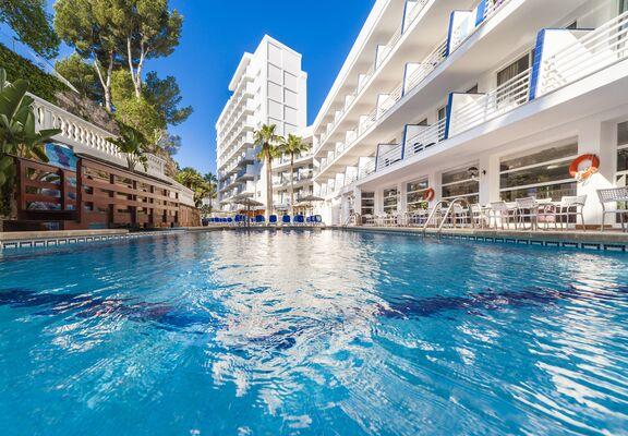 Holidays at Globales Palma Nova Palace Hotel in Palma Nova, Majorca