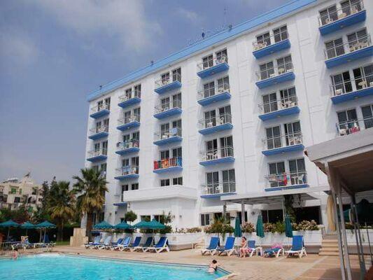 Holidays at Blue Crane Aparthotel in Limassol, Cyprus