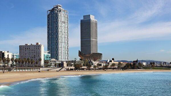 Holidays at Arts Barcelona Hotel in Diagonal N, Barcelona