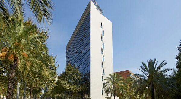 Holidays at Four Points By Sheraton Diagonal Hotel in Diagonal N, Barcelona
