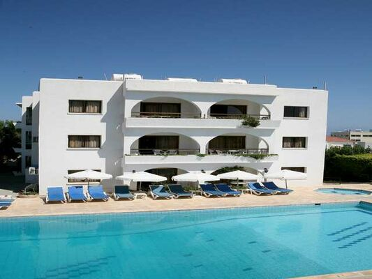 Holidays at Stephanos Hotel Apartments in Polis, Cyprus