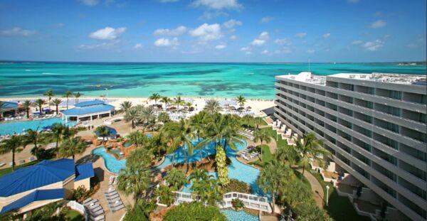 Holidays at Melia Nassau Beach Resort in Cable Beach, Nassau