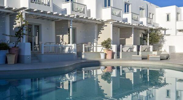Holidays at Ammos Mykonos Hotel in Ornos, Mykonos