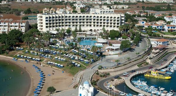 Holidays at Golden Coast Beach Hotel in Protaras, Cyprus
