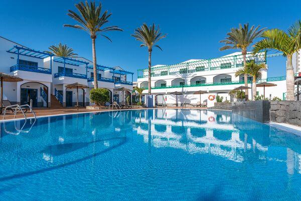 Holidays at Mirador Papagayo Hotel in Playa Blanca, Lanzarote