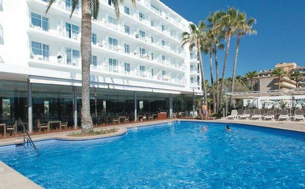 Holidays at Riu San Francisco Hotel in Playa de Palma, Majorca