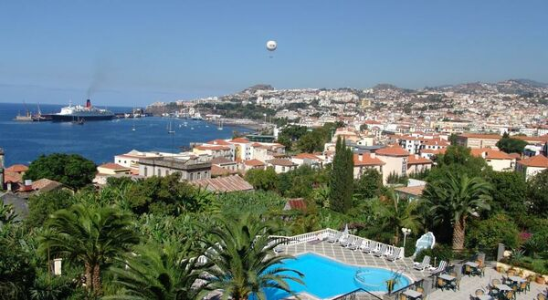 Holidays at Quinta Bela Sao Tiago Hotel in Funchal, Madeira