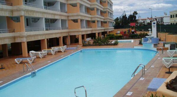 Holidays at Montemar Apartments in Playa del Ingles, Gran Canaria