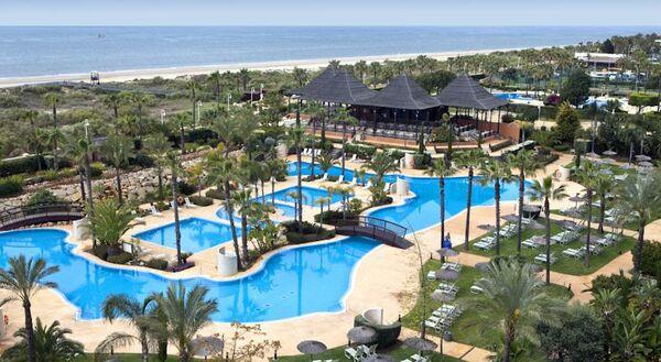 Holidays at Puerto Antilla Grand Hotel in Islantilla, Costa de la Luz