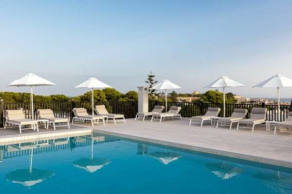 Holidays at Jo An Palace Hotel in Rethymnon, Crete