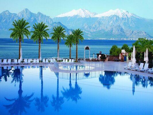 Holidays at Adonis Hotel in Antalya, Antalya Region
