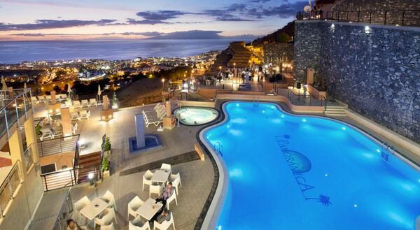 Holidays at Panoramica Heights Aparthotel in Torviscas, Costa Adeje