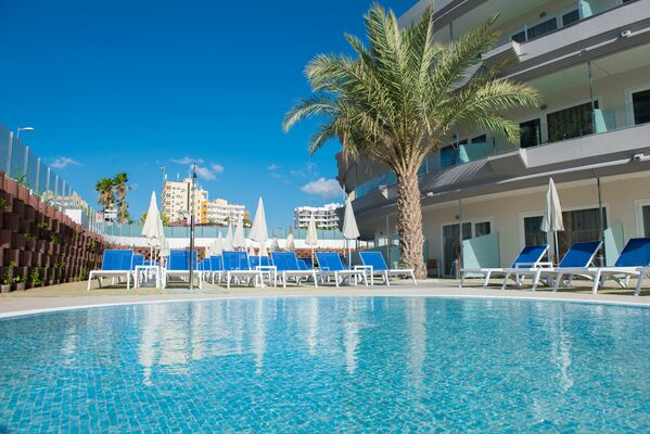 Holidays at HL Suitehotel Playa del Ingles - Adults Only in Playa del Ingles, Gran Canaria