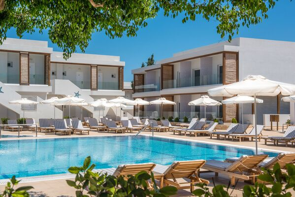 Holidays at Lavris Hotels & Spa in Gouves, Crete