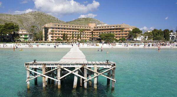 Holidays at Paraiso De Alcudia Hotel in Alcudia, Majorca