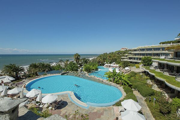 Holidays at Crystal Sunrise Queen Luxury Resort and Spa in Side, Antalya Region