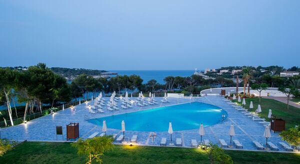 Holidays at Blau Porto Petro Beach Resort & Spa in Porto Petro, Majorca