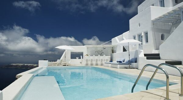 Holidays at Astra Suites in Imerovigli, Santorini