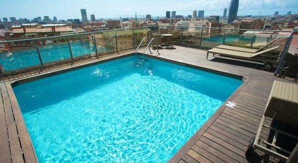 Holidays at Catalonia Atenas Hotel in Sagrada Familia, Barcelona