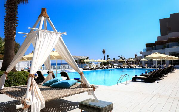 Holidays at Seya Beach Hotel in Alacati, Cesme
