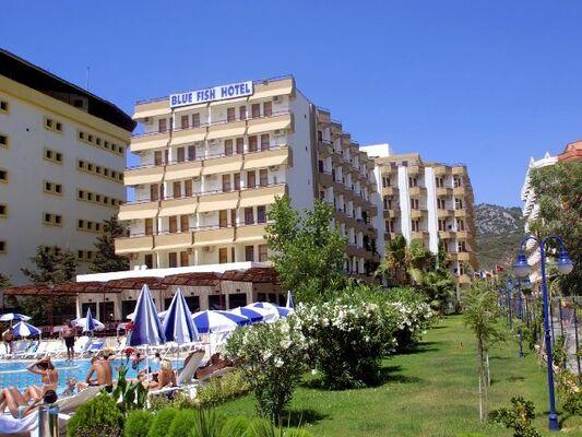 Holidays at Blue Fish Hotel in Konakli, Antalya Region