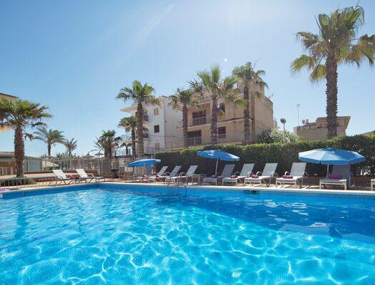 Holidays at JS Horitzo in Ca'n Picafort, Majorca